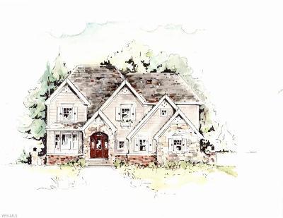 Sagamore Hills Single Family Home For Sale: 944 Hidden Ridge Dr