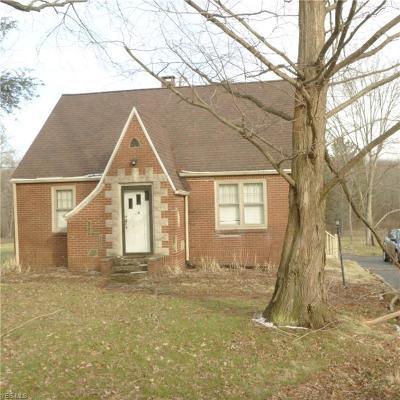 Warren Single Family Home For Sale: 2357 Stillwagon Rd Southeast