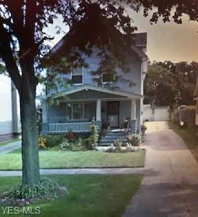 Cleveland Single Family Home For Sale: 13500 Southview Avenue