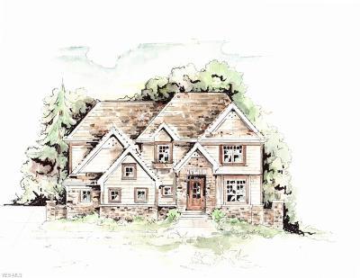 Sagamore Hills Single Family Home For Sale: 852 Hidden Ridge Dr