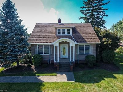 Medina County Single Family Home For Sale: 412 West 130th St