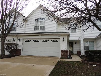 Lorain County Condo/Townhouse For Sale: 1994 West Reserve Cir