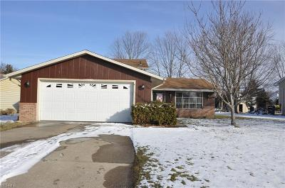 North Ridgeville Single Family Home For Sale: 5407 Manning Cir