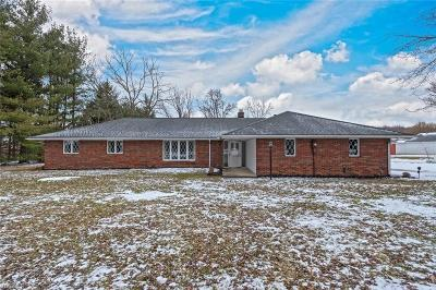 Lorain County Single Family Home For Sale: 23400 Snell Rd