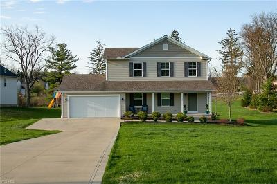 Broadview Heights Single Family Home For Sale: 1130 West Edgerton Rd
