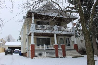 Cleveland Multi Family Home For Sale: 4115 Gifford Ave