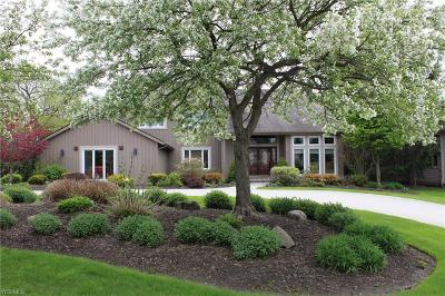 Beachwood Single Family Home For Sale: 25000 Woodside Ln