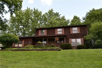 Chardon Single Family Home For Sale: 11910 Clarkwood Dr