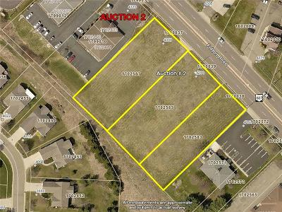Residential Lots & Land For Auction: Fulton Dr Northwest