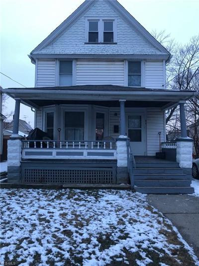 Elyria Single Family Home For Sale: 84 Williams St