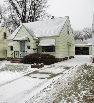 Lake County Single Family Home For Sale: 1747 Silver St