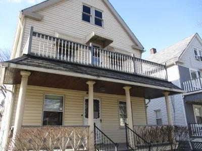 Cleveland Multi Family Home For Sale: 3414 West 44th St