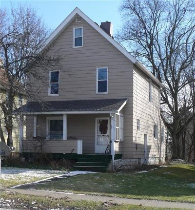 Girard Single Family Home For Sale: 157 Churchill Rd