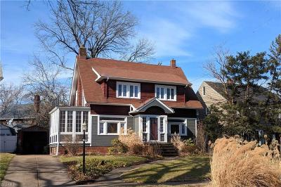 Cleveland Single Family Home For Sale: 4618 South Hills Dr