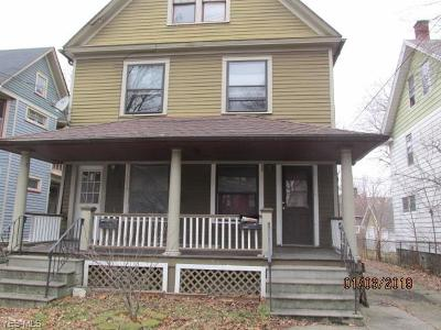 Cleveland Multi Family Home For Sale: 3808 Archwood