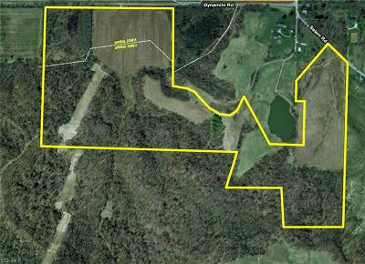 Guernsey County Residential Lots & Land For Sale: Salem Rd