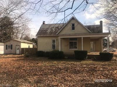 Single Family Home For Sale: 12610 2nd Ave