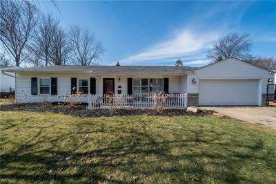 Avon Lake OH Single Family Home For Sale: $179,900