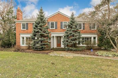 Shaker Heights Single Family Home Contingent: 2914 West Park Blvd