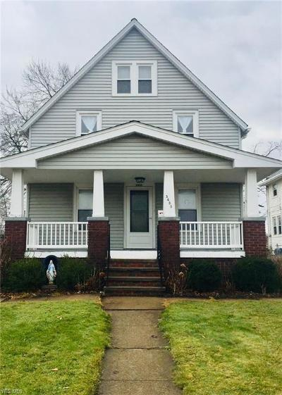 Parma Single Family Home For Sale: 3433 North Ave