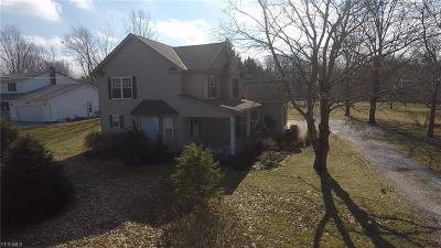 Lake County Single Family Home For Sale: 4206 Middle Ridge Rd
