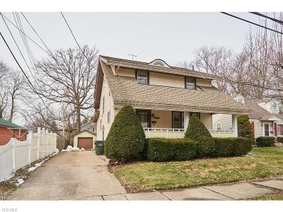 Single Family Home For Sale: 2022 17th St