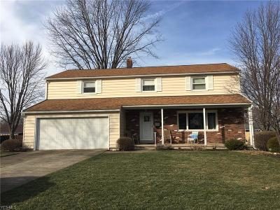 Lorain County Single Family Home For Sale: 516 Hartford Dr