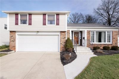 Single Family Home For Sale: 23568 Stoneybrook Dr