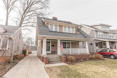 Lakewood OH Single Family Home Pending: $229,900