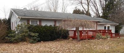 Geneva Single Family Home For Sale: 4286 S Ridge Road