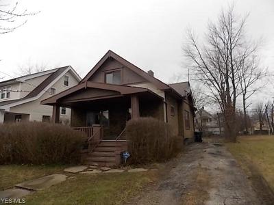Cleveland Single Family Home For Sale: 13305 Bartlett Ave