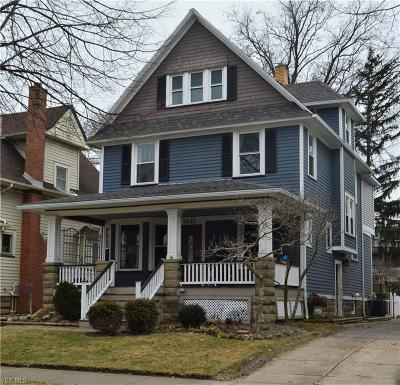 Lakewood Single Family Home For Sale: 1242 Saint Charles Ave