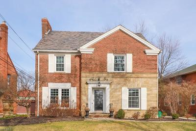 Single Family Home For Sale: 2623 Fenwick Rd