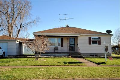 Lorain Single Family Home For Sale: 1541 West 29th St