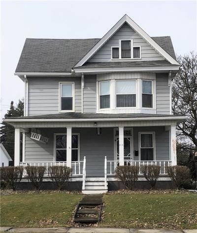 Single Family Home For Sale: 215 North Elm St