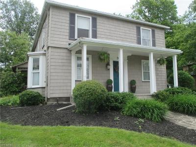 Canfield Single Family Home For Sale: 201 West Main St