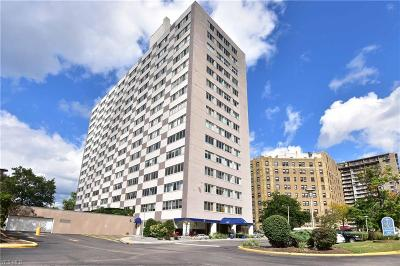 Bay Village, Cleveland, Lakewood, Rocky River, Avon Lake Condo/Townhouse For Sale: 12520 Edgewater Dr #505