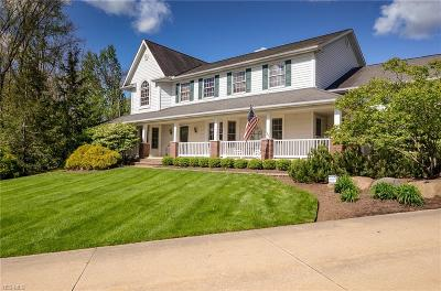 Chagrin Falls Single Family Home For Sale: 208 Fox Lane