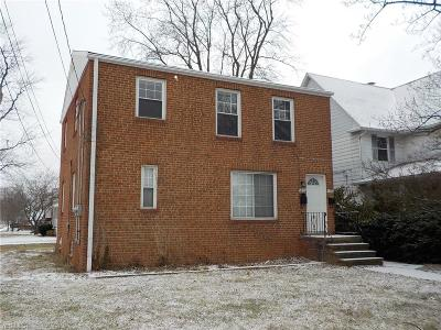 Multi Family Home Sold: 1870 Wooster Road