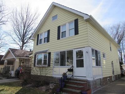 Fairview Park Single Family Home For Sale: 20583 Woodstock Ave