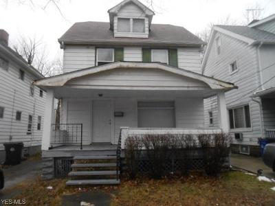Cleveland Single Family Home For Sale: 3320 East 145th St