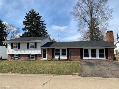 Guernsey County Single Family Home For Sale: 1211 Greenacre Dr