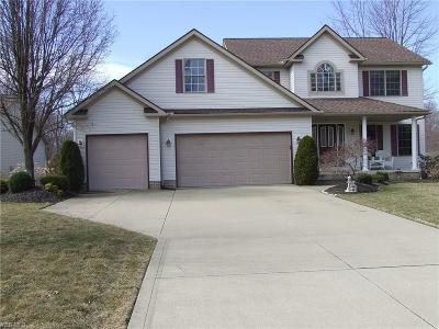 Mentor Single Family Home Contingent: 6438 Inland Shores Dr