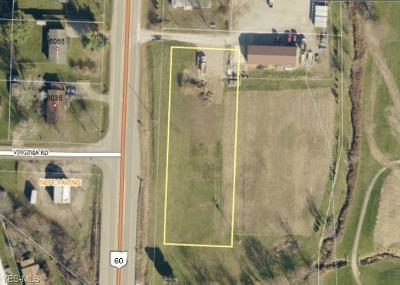 Muskingum County Residential Lots & Land For Sale: Frazeysburg Rd