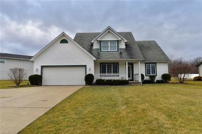 Austintown Single Family Home For Sale: 5908 Country Trl