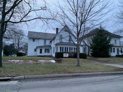Ashland County Single Family Home For Sale: 229 North Union St