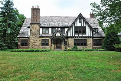 Shaker Heights Single Family Home Contingent: 2932 Broxton Rd
