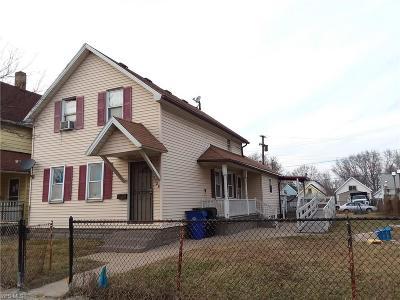 Ohio City Single Family Home For Sale: 3028 Vega Avenue