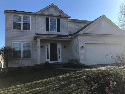 Broadview Heights Single Family Home For Sale: 549 Andover Cir