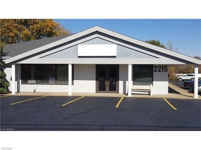 Minerva, Alliance, Homeworth, Salem, Sebring, Hartville, Louisville, Uniontown, Waynesburg Commercial Lease For Lease: 2215 West State St